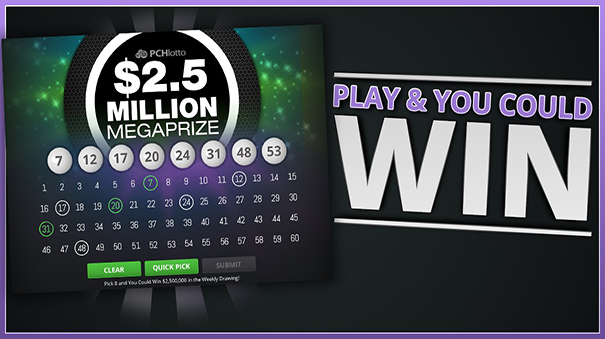 Win PCHLotto MegaPrize
