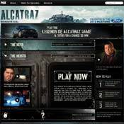 Legends of Alcatraz Sweepstakes