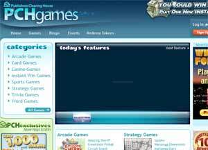 Play instant win games at PCHGames com