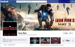 Iron Man 3 Armor Unlock Sweepstakes