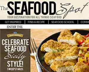 Sweepstakes Sea Cuisine