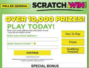dgscratchandwin - Scratch & Win Game