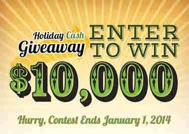 sheplers win cash Sheplers.com   Sheplers $10,000 Holiday Cash Giveaway Sweepstakes