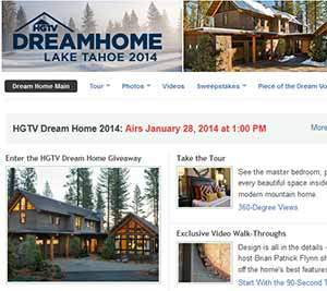 HGTV Dream Home 2014