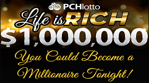 PCH Lotto Superprize and the Prize Patrol