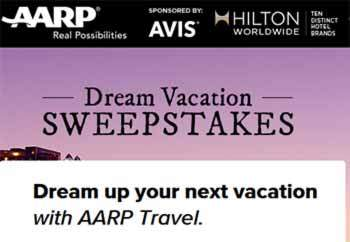 aarp.org Sweepstakes