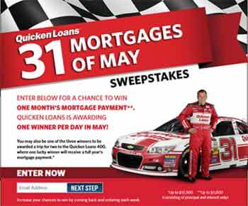 Quicken Loans 2014 Sweepstakes