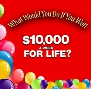 What would you do if you won PCH Sweepstakes?
