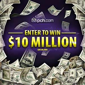 Publisher Clearing House 10 Million Sweepstakes