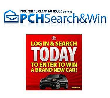Win Big Prizes with PCHSearch.com