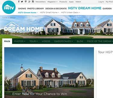You could win your Dream Home
