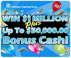 PCH Sweepstakes 18000 and 11000