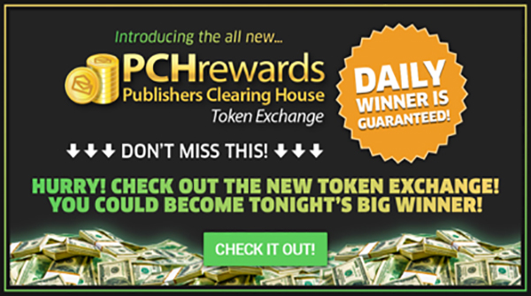 PCHRewards Redeem