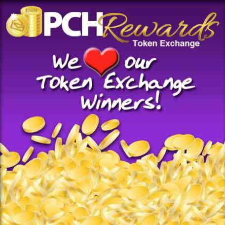Tokens Exchange Redeem Prizes