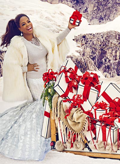 Oprah winfrey favorite things sweepstakes and giveaways