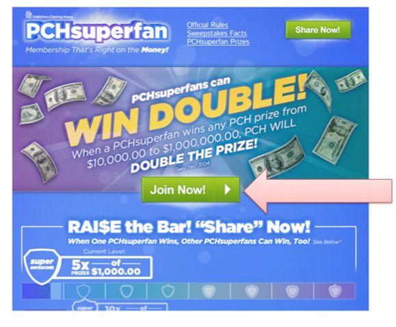 What Is The PCH SuperFan Program?