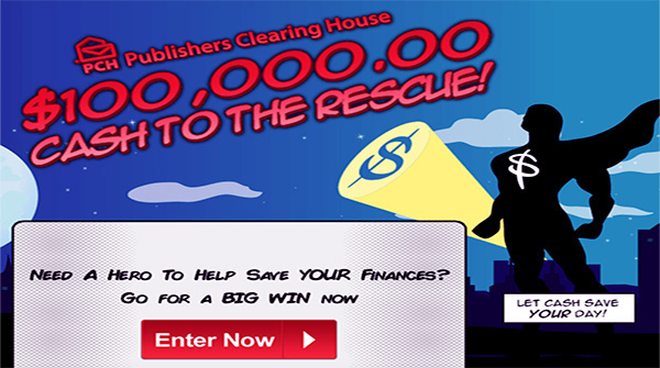 PCH $100,000 00 Sweepstakes Giveaway