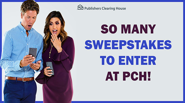 public clearing house sweepstakes
