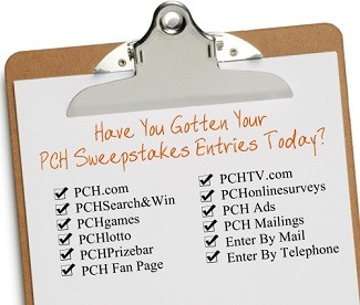 pch how to win playing online