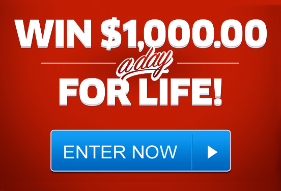 Sweepstakes PCH Win $1000 a Day