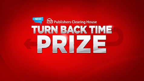 PCH Turn Back Time Sweepstakes