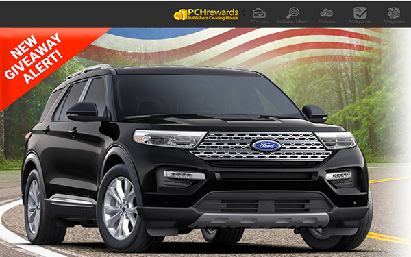 Win PCH Ford Explorer