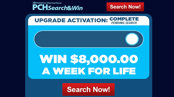 Upgrade to PCH-$8000-A-Week-For-Life