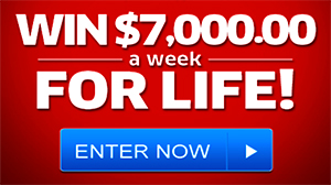PCH $7000.00 a Week for Life Entry