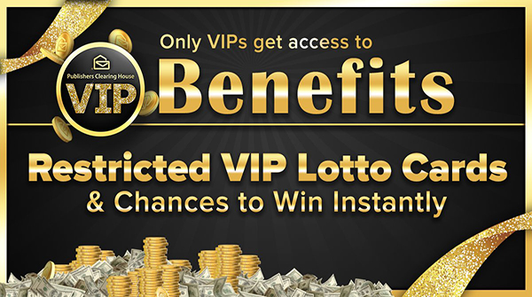 PCH VIP Games - Online Free Casino
