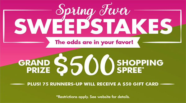DollarTree Sweepstakes 2019