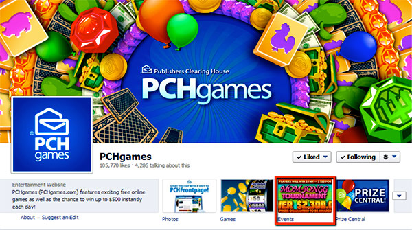 Play PCHGames for Tokens