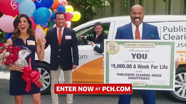 pch.com sweepstakes entry
