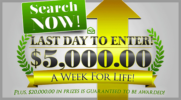pch.com/final day to enter