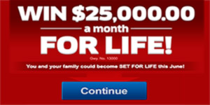 PCH $25000 a Month for Life